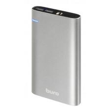 Внешний аккумулятор (Power Bank) BURO RCL-21000, 21000мAч, темно-серый