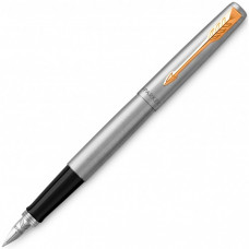 Ручка  Parker перьевая JOTTER 17 SS GT FP M 16 012