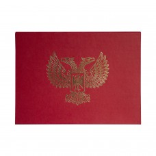 Шкатулка с гербом ДНР