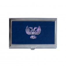 Визитница с гербом ДНР