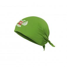 Бандана зеленая