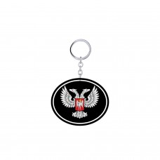 Брелок круглый с гербом ДНР