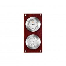 Часы настенные с барометром