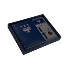 Письменный набор с символикой ДНР