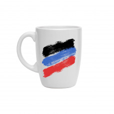Чашка с гербом ДНР